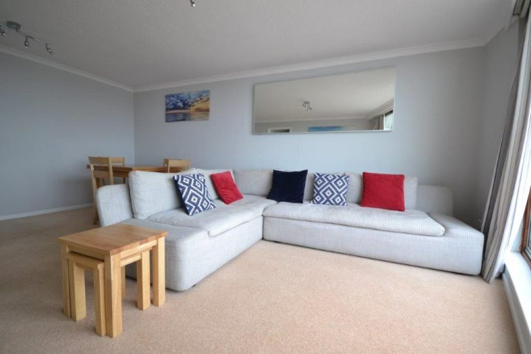 Sea View Holiday Let lounge